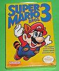Brand New Factory Sealed Super Mario Bros. 3 (Nintendo, 1990) Complete