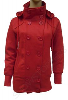 red military jacket in Womens Clothing