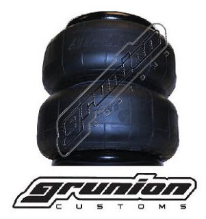 Air Lift Gen IV Dominator Series D2600 Sngl 1/2 Port Air Suspension