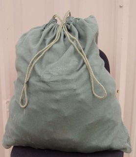 Barracks Bag US Military Army USMC Surplus Laundry Grab Sack Lot of