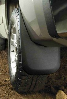 HUSKY LINERS 56931 Front Mud Flap Guards Toyota Tacoma 2005 2012 (Fits