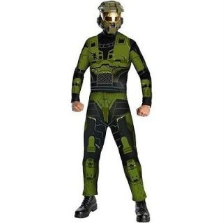 NEW Adult Mens HALO Master Chief Costume Extra Large 40 42 NIP XBOX