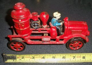 cast iron truck in Vintage & Antique Toys