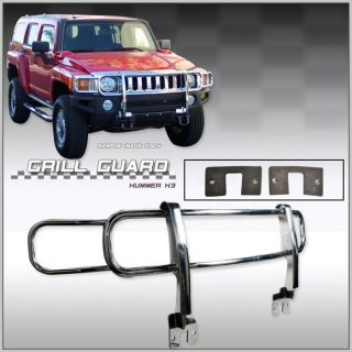 hummer h3 grill guard in Grilles