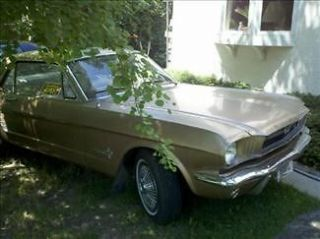 Mustang 1965 Ford Mustang Coupe, All Original Parts, 67,000 Miles