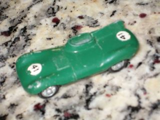 Matchbox/ Lesney 41b Jaguar D Type, Rare Wire wheels (