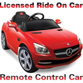 New Mercedes Baby Kids Ride On Power Wheels Battery Toy Car  Remote