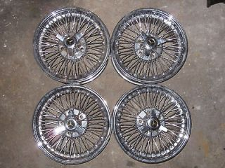 Vintage Dayton Mercedes Benz Rims   Ohio, USA from 1988 300CE