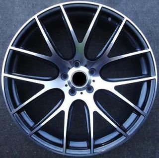 19 Monza Wheels For BMW E46 E90 M3 Years 2000   2010 Staggered Rims