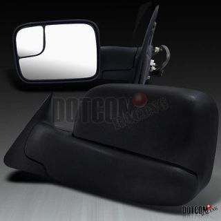 98 01 DODGE RAM PICKUP TOW CAMPER POWER/HEATED MIRRORS