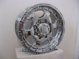 FORD 8 LUG 8x170 TRUCK RIMS WHEEL CHROME F250 F350 SUPERDUTY Excursion