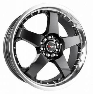 17 DRAG DR11 5 LUG WHEELS RIMS LEXUS IS300 GS300 SC300