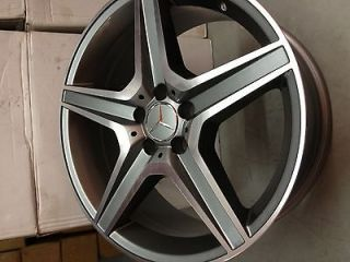 18 AMG Style Mercedes BENZ Alloy Wheels (Set of 4)   Style 651