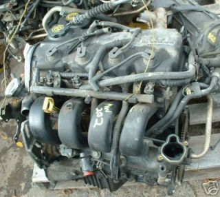 96 97 98 99 DODGE PLYMOUTH NEON ENGINE MOTOR SOHC CYLINDER HEAD OIL