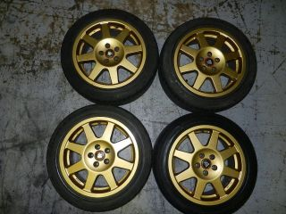 JDM RIMS WHEELS & TIRES SUBARU IMPREZA LEGACY SPEEDLINE