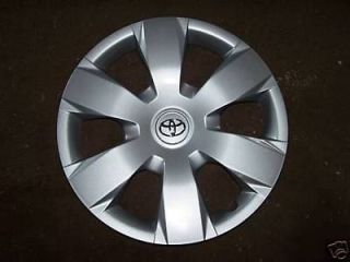 NEW FACTORY 2007 2010 TOYOTA CAMRY WHEEL COVERS NEW