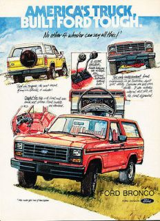 classic ford bronco in  Motors
