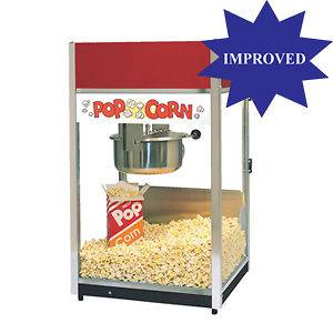 Commercial Theater Popcorn Machine Popper Maker Gold Medal 2656 6 oz