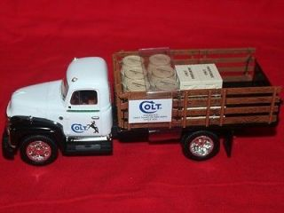 COLT Firearms Factory 1955 Diamond T Stake Truck NIB