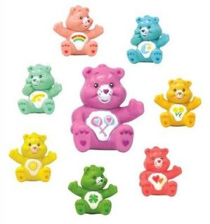 CARE BEAR BEARS FIGURINES Figures   Party Favors
