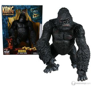 Newly listed KING KONG DELUXE 15 MOVIE FIGURE ANGRY HEAD *IN STOCK*