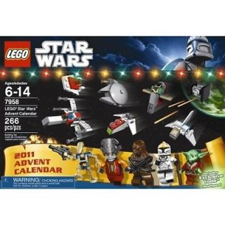 2011 Lego Star Wars Advent Calendar