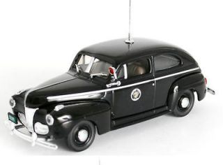 state police diecast cars in Diecast Modern Manufacture
