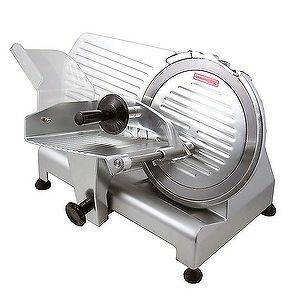 12 Commercial Restaurant Electric 420W Meat Deli Food Slicer Cutter