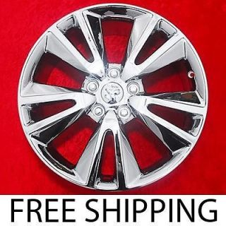 New Chrome 20 Dodge Durango OEM Factory Wheels Rims 2393 EXCHANGE