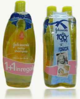 Johnsons Extra Large No More Tears Baby Shampoo 26 Oz/ 750 ML (Pack
