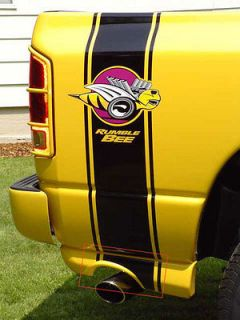 dodge ram stripes in Graphics Decals
