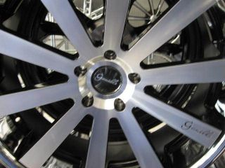 24 GIANELLE SANTO 2 SS SANTORINI WHEELS & TIRE DUB 26 FORGIATO