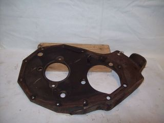 CHEVY GM OEM 216 235 ENGINE MOTOR LOWER BOTTOM MOTOR MOUNT PLATE COVER