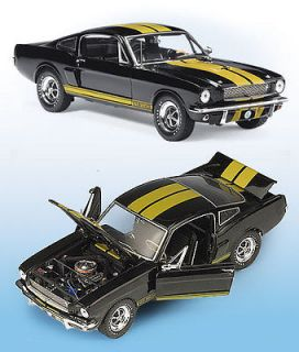 Franklin Mint  1966 Shelby GT 350H Mustang, 124 scale *Brand New