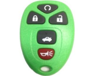 NEW GREEN GM CHEVY BUICK PONTIAC SATURN KEYLESS ENTRY KEY REMOTE FOB