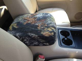 Auto Center Console Armrest Covers ( Foam Insert Incuded ) CI  Mossy