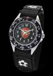 Arsenal Official Merchandise Kids Boys Girls Analogue FOOTBALL Watch