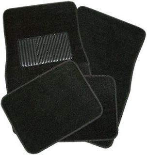 Newly listed New Black Carpet Car Truck Auto Interior Floor Mats Set