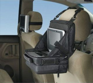 DUAL SCREEN IN CAR DVD PLAYER CASE FOR 7 9 SCREEN Case Logic Brand