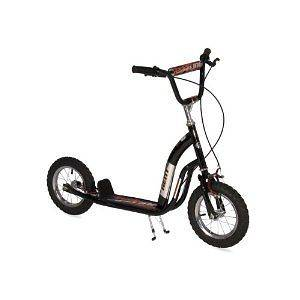 Kent Super Kick Scooter 12 Wheels BLACK RED BRAND NEW Kids Bike