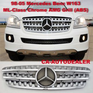 mercedes benz ml body kit in Body Kits