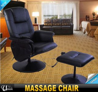 New PU Leather TV Office Professional Vibration Massage Chair With