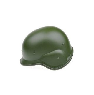Ultra Slim Low Profile Dot Motorcycle Half Helmet Dark Green