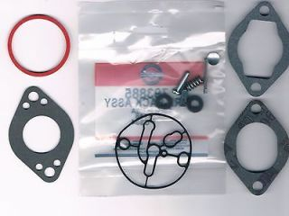 Genuine Nikki Carburetor rebuild kit 696146 for Briggs engines