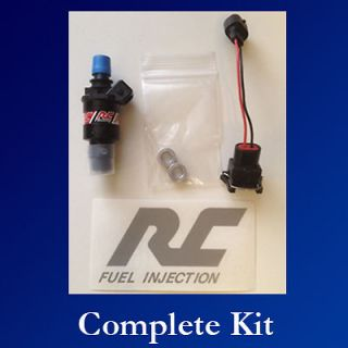 Yamaha Raptor 700 550cc Injector kit & adapter Harness OVERSIZE RC