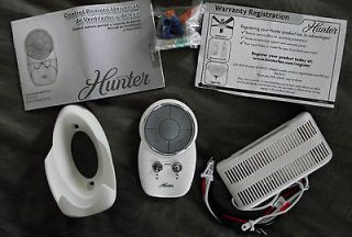 hunter fan remote in Lighting Parts & Accessories