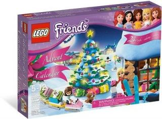 LEGO 3316   Friends Advent Calendar NEW/MISB