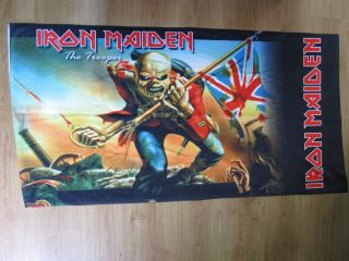IRON MAIDEN   EDDIE . BEACH,SPORT​& HOME TOWELSMEGA RARE