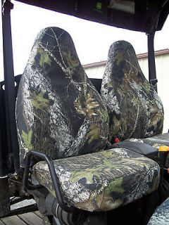 John Deere Gator Sport Seat Covers   Camo or Sold Color   AMERICAN