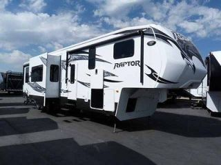 5th wheel toy hauler in Fifth Wheel RVs